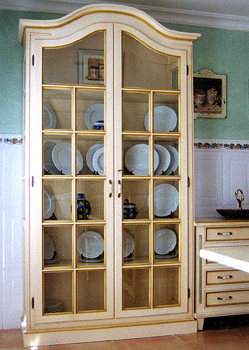 Aparadores de cocina altillo paris aparador de cocina de for Aparador cocina